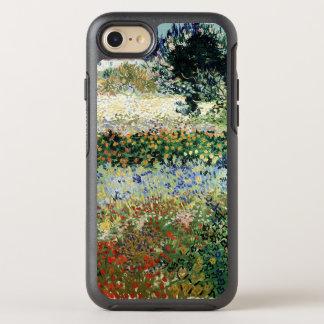 Coque Otterbox Symmetry Pour iPhone 7 Jardin de Vincent van Gogh   en fleur, Arles, 1888