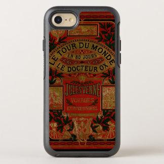 Coque Otterbox Symmetry Pour iPhone 7 Jules Verne autour du monde en quatre-vingts jours