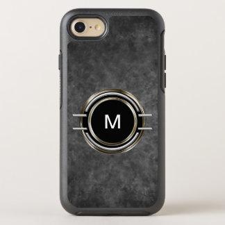 Coque Otterbox Symmetry Pour iPhone 7 Le monogramme des hommes frais