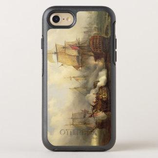 Coque Otterbox Symmetry Pour iPhone 7 Le Redoutable chez Trafalgar, le 21 octobre 1805