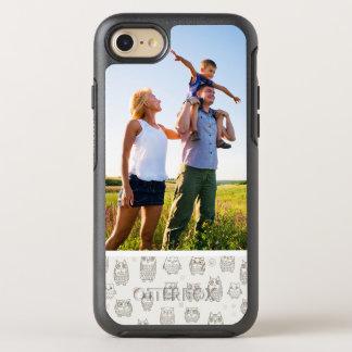 Coque Otterbox Symmetry Pour iPhone 7 Motif de photo avec des hiboux