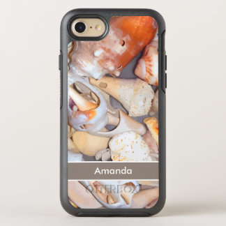 Coque Otterbox Symmetry Pour iPhone 7 Nature de plage