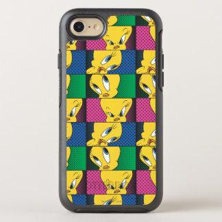 Coque Otterbox Symmetry Pour iPhone 7 Panneaux comiques de Tweety