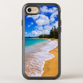Coque Otterbox Symmetry Pour iPhone 7 Paradis tropical de plage, Hawaï