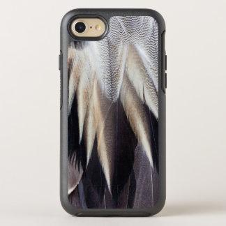 Coque Otterbox Symmetry Pour iPhone 7 Plume de canard de canard pilet du nord