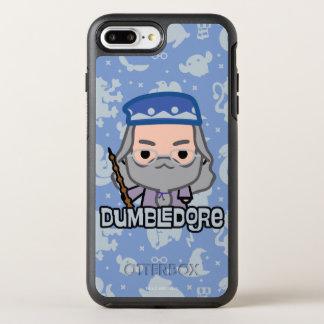 Coque Otterbox Symmetry Pour iPhone 7 Plus Art de personnage de dessin animé de Dumbledore