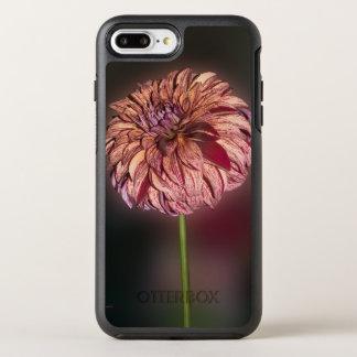 Coque Otterbox Symmetry Pour iPhone 7 Plus Cellule rouillée de dahlia