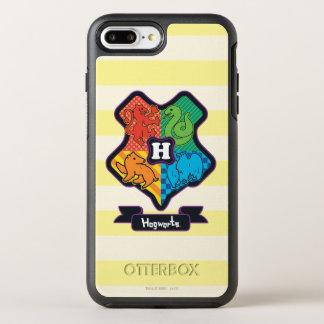 Coque Otterbox Symmetry Pour iPhone 7 Plus Crête de Hogwarts de bande dessinée