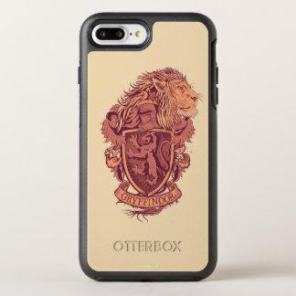 Coque Otterbox Symmetry Pour iPhone 7 Plus Crête de lion de Harry Potter | Gryffindor