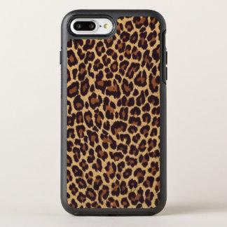 Coque Otterbox Symmetry Pour iPhone 7 Plus Empreinte de léopard exotique