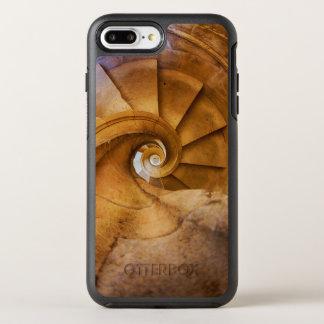 Coque Otterbox Symmetry Pour iPhone 7 Plus Escalier de haut en bas de spirl, Portugal