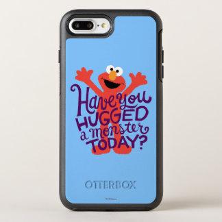 Coque Otterbox Symmetry Pour iPhone 7 Plus Étreindre d'Elmo