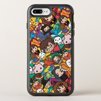 Coque Otterbox Symmetry Pour iPhone 7 Plus Motif de lancer de caractère de Harry Potter de