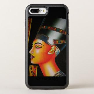 Coque Otterbox Symmetry Pour iPhone 7 Plus Reine de Nefertiti Egypte