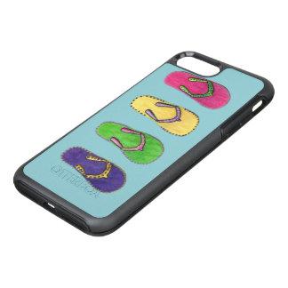 Coque Otterbox Symmetry Pour iPhone 7 Plus Sandales de plage