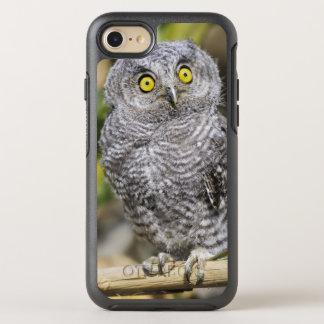 Coque Otterbox Symmetry Pour iPhone 7 Screetch-Hibou de bébé