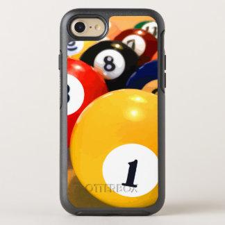 Coque Otterbox Symmetry Pour iPhone 7 Thème des billards des hommes virils
