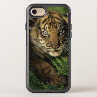 Coque Otterbox Symmetry Pour iPhone 7 Tigre de Sumatran de bébé