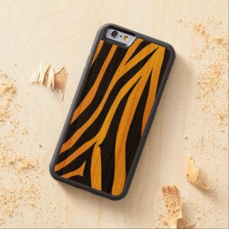 Coque Pare-chocs En Cerisier iPhone 6 Cas en bois de butoir de Carved®iPhone 6/6s de