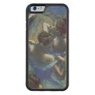 Coque Pare-chocs En Érable iPhone 6 Danseurs de bleu d'Edgar Degas |, c.1899
