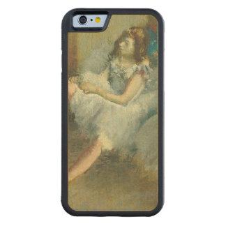 Coque Pare-chocs En Érable iPhone 6 Edgar Degas | avant le ballet, 1890-1892