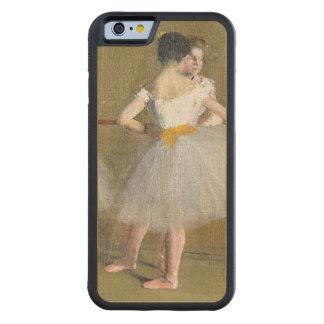 Coque Pare-chocs En Érable iPhone 6 Edgar Degas | le foyer de danse