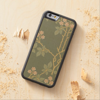 Coque Pare-chocs En Érable iPhone 6 William Morris vintage Blackberry GalleryHD