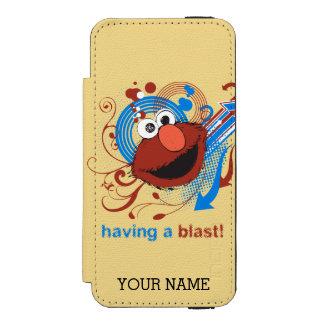 Coque-portefeuille iPhone 5 Incipio Watson™ Elmo - avoir un souffle ! | ajoutent votre nom