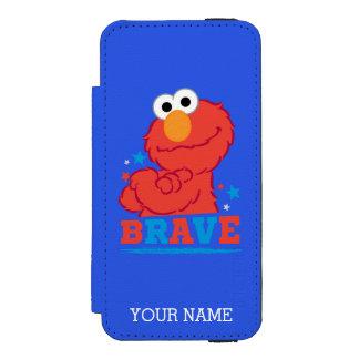 Coque-portefeuille iPhone 5 Incipio Watson™ Elmo courageux | ajoutent votre nom