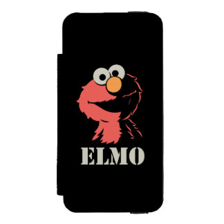 Coque-portefeuille iPhone 5 Incipio Watson™ Elmo demi