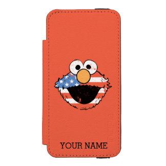 Coque-portefeuille iPhone 5 Incipio Watson™ Elmo patriote - | affligés ajoutent votre nom