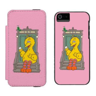 Coque-portefeuille iPhone 5 Incipio Watson™ Grand cru d'oiseau