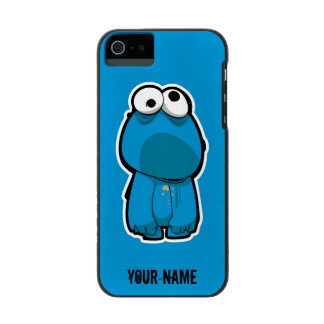 Coque-portefeuille iPhone 5 Incipio Watson™ Le zombi de monstre de biscuit | ajoutent votre