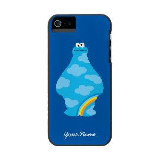 Coque-portefeuille iPhone 5 Incipio Watson™ Les arcs-en-ciel de monstre de biscuit | ajoutent