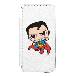 Coque-portefeuille iPhone 5 Incipio Watson™ Mini voler de Superman