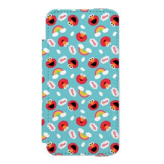 Coque-portefeuille iPhone 5 Incipio Watson™ Motif d'Elmo et d'arcs-en-ciel
