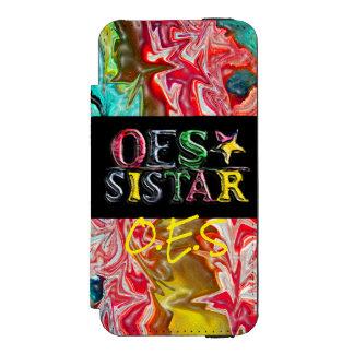 Coque-portefeuille iPhone 5 Incipio Watson™ OES Sistar