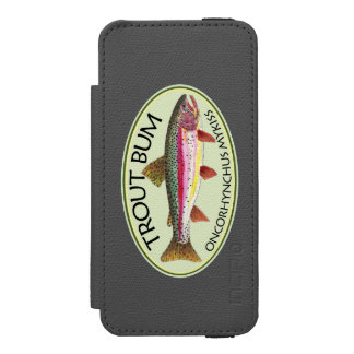Coque-portefeuille iPhone 5 Incipio Watson™ Portefeuille de Se 5/5s