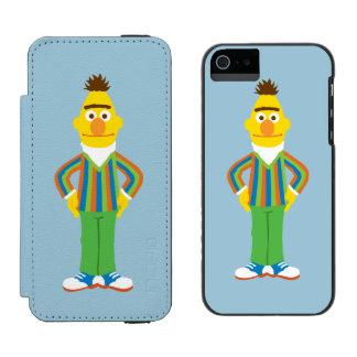 Coque-portefeuille iPhone 5 Incipio Watson™ Position de Bert