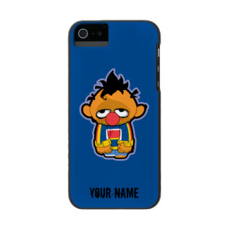 Coque-portefeuille iPhone 5 Incipio Watson™ Sesame Street - Ernie Zombie| ajoutent votre nom