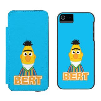 Coque-portefeuille iPhone 5 Incipio Watson™ Style de classique de Bert