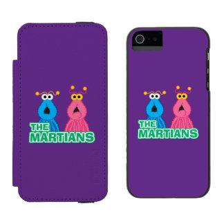 Coque-portefeuille iPhone 5 Incipio Watson™ Style de classique de Martien