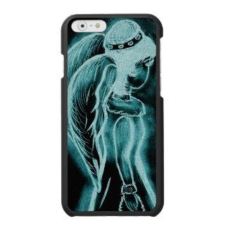 Coque-portefeuille iPhone 6 Incipio Watson™ Ange inversé par Aqua