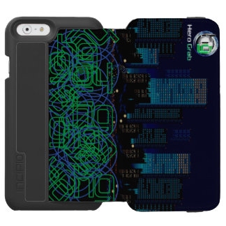 Coque-portefeuille iPhone 6 Incipio Watson™ Caisse de portefeuille de l'iPhone 6/6s de
