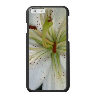 Coque-portefeuille iPhone 6 Incipio Watson™ Fin de lis blanc