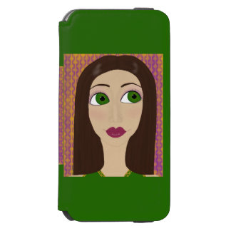 Coque-portefeuille iPhone 6 Incipio Watson™ Fiona
