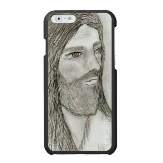 Coque-portefeuille iPhone 6 Incipio Watson™ Jésus solennel