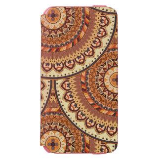 Coque-portefeuille iPhone 6 Incipio Watson™ Motif floral ethnique abstrait coloré De de
