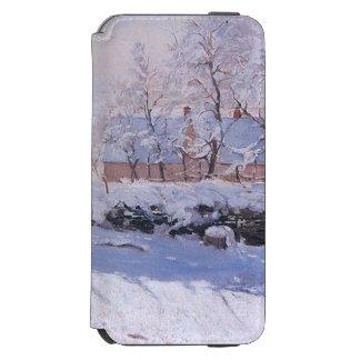 Coque-portefeuille iPhone 6 Incipio Watson™ Pie de Claude Monet-The