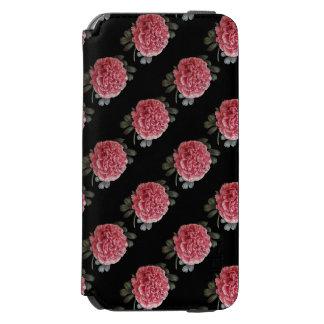 Coque-portefeuille iPhone 6 Incipio Watson™ Pivoine rose chic